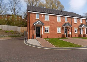 Thumbnail 3 bedroom end terrace house for sale in Greenwood Mews, Horwich, Bolton, Greater Manchester