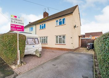 Thumbnail 3 bed semi-detached house for sale in Almond Walk, Sleaford