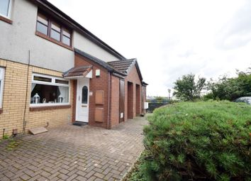 Thumbnail 1 bed flat for sale in Braedale Avenue, Airdrie