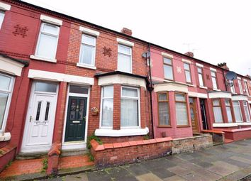 Thumbnail 3 bedroom terraced house to rent in Evelyn Road, Wallasey, Merseyside