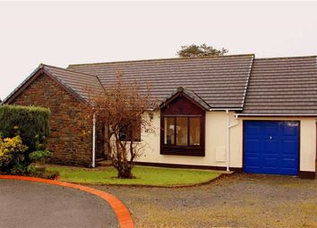 Thumbnail 3 bed detached bungalow for sale in Scandinavia Heights, Saundersfoot