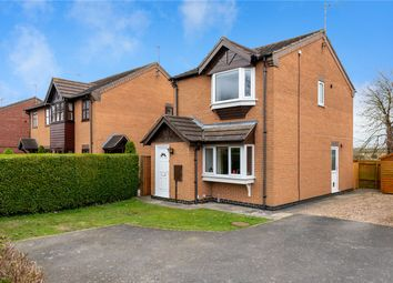 Thumbnail 3 bed detached house for sale in Pinfold Close, Osbournby, Sleaford, Lincolnshire