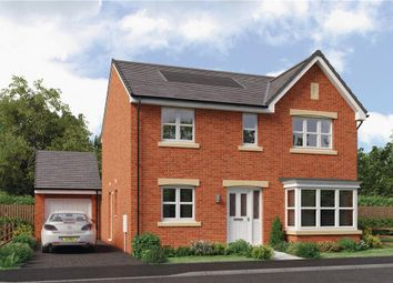 "Thumbnail 4 bed detached house for sale in ""Grant"" at Hawkhead Road, Paisley"