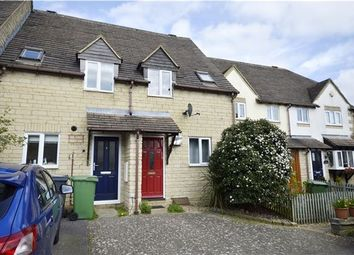 Thumbnail 2 bed terraced house for sale in Foxes Close, Chalford, Gloucestershire