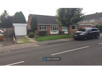 Thumbnail 3 bed bungalow to rent in Severns Road, Leicester