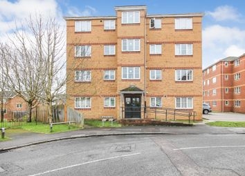 Thumbnail 2 bed flat for sale in Edward Court, Halimote Road, Aldershot, Hampshire GU111Jp