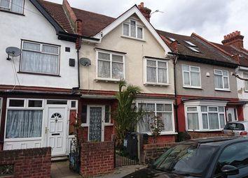Thumbnail 4 bed terraced house for sale in Lyndhurst Road, Thornton Heath