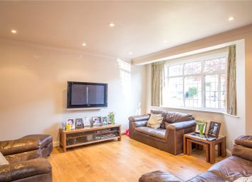 Thumbnail 4 bedroom semi-detached house for sale in Old Fold View, Arkley, Hertfordshire