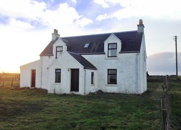 Thumbnail 3 bed detached house for sale in Machair, Cornaigmore, Isle Of Tiree