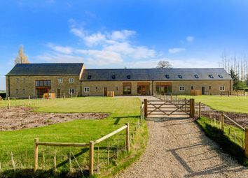 Thumbnail 3 bed barn conversion for sale in The Elms Farm, Wittering, Peterborough
