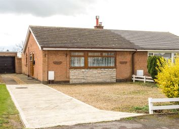 Thumbnail 3 bed semi-detached bungalow for sale in Carlton Close, Carlton Miniott, Thirsk