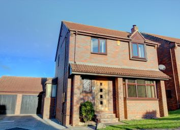 Thumbnail 3 bed detached house for sale in Bankfield Court, Wrenthorpe, Wakefield