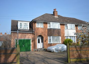 Thumbnail 4 bed semi-detached house for sale in Priestlands Road, Pennington, Lymington