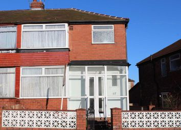 Thumbnail 3 bed semi-detached house to rent in Downham Crescent, Manchester