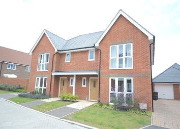 3 bed semi-detached house for sale in Archer Grove, Arborfield Green, Reading RG2