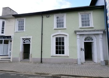 Thumbnail Commercial property for sale in Alban Square, Aberaeron, Ceredigion
