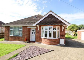 Thumbnail 3 bed detached bungalow for sale in Grange Road, Caister-On-Sea, Great Yarmouth