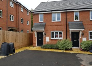 Thumbnail 2 bed end terrace house for sale in Harris Way, Kenilworth