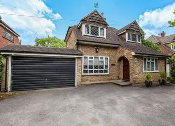 Thumbnail 3 bed detached house for sale in Pyrford, Surrey