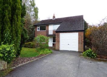 Thumbnail 3 bed detached house for sale in Bluebell Lane, Tytherington, Macclesfield, Cheshire