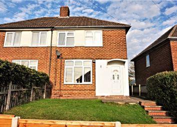 Thumbnail 2 bed semi-detached house for sale in Dormington Road, Birmingham