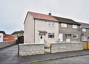 Thumbnail 2 bed end terrace house for sale in Peden Drive, Auchinleck, East Ayrshire