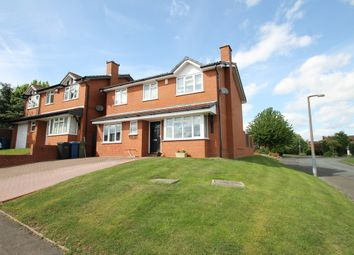 Thumbnail 4 bedroom detached house for sale in Broadlee, Wilnecote, Tamworth