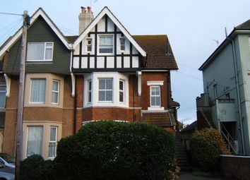 Thumbnail 1 bed flat to rent in London Road, Bexhill-On-Sea, East Sussex