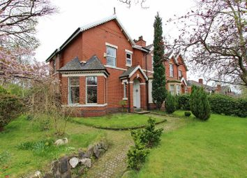 Thumbnail 4 bedroom semi-detached house for sale in Stand Lane, Radcliffe, Manchester