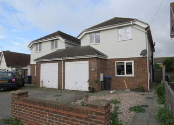 Thumbnail 3 bed detached house for sale in Kings Road, Lancing