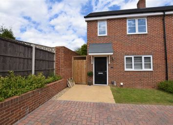 Thumbnail 2 bed semi-detached house to rent in Scholars Way, Werrington, Stoke-On-Trent