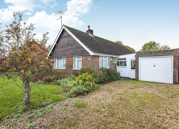 Thumbnail 3 bed detached bungalow for sale in Charlcombe, Nyewood