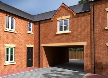 Thumbnail 1 bed town house for sale in The Thorpe, Norman Road, Altrincham, Greater Manchester