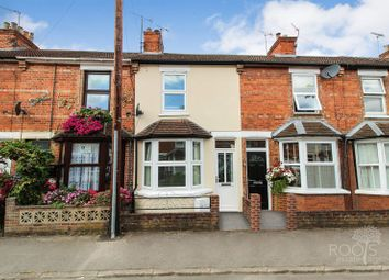 Thumbnail 3 bed terraced house for sale in Connaught Road, Newbury