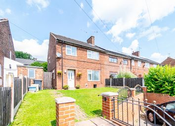 Thumbnail 3 bed end terrace house for sale in Birchall Avenue, Whiston, Rotherham