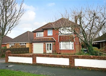 Thumbnail 4 bed detached house for sale in Greenway Road, Weymouth, Dorset