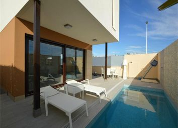 Thumbnail 3 bed detached house for sale in San Pedro Del Pinatar, Murcia, Sp14, Spain