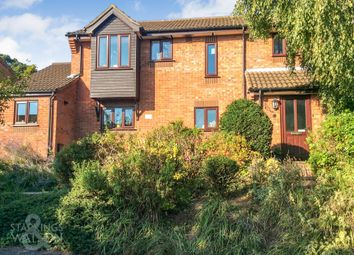 Thumbnail 4 bed detached house for sale in Oakdale Road, Brundall, Norwich