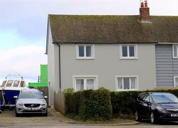 Thumbnail 3 bed semi-detached house for sale in Cross Park, New Hedges, New Hedges