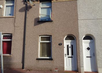 Thumbnail 2 bed terraced house to rent in Wordsworth Street, Barrow-In-Furness