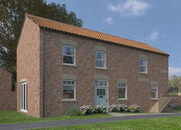 Thumbnail 4 bed detached house for sale in Victoria Mews, Sherburn, Malton