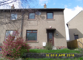 Thumbnail 2 bedroom semi-detached house to rent in Balunie Drive, Dundee, 8Pt