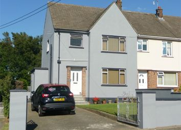 Thumbnail 3 bed end terrace house for sale in 8 Maesyllan, Feidr Fawr, Dinas Cross, Newport