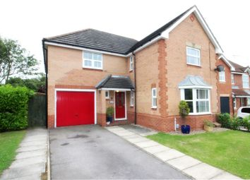 Thumbnail 4 bedroom detached house for sale in Oriel Close, Walkington, Beverley