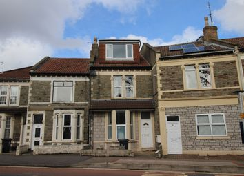 Thumbnail 5 bed terraced house to rent in Staple Hill Road, Fishponds, Bristol