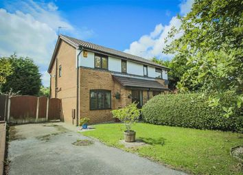Thumbnail 3 bed semi-detached house for sale in Corhampton Crescent, Atherton, Manchester
