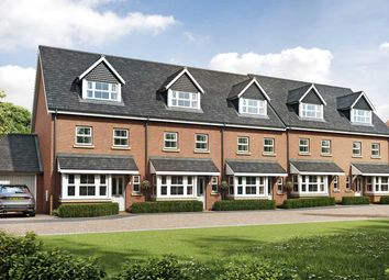 "Thumbnail 3 bed semi-detached house for sale in ""The Lincoln"" at Eagle Avenue, Cowplain, Waterlooville"