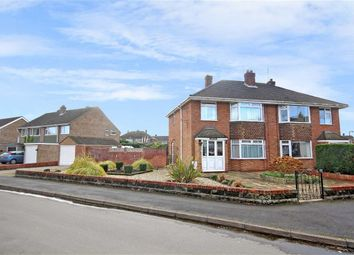 Thumbnail 3 bed semi-detached house for sale in Overton Gardens, Stratton, Wiltshire
