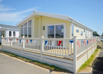 Thumbnail 3 bed lodge for sale in Steeple Bay, Steeple, Southminster