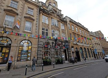 Thumbnail 1 bed flat for sale in Shannon Court, Corn Street, Bristol